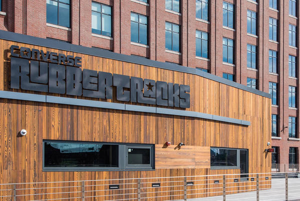 CONVERSE RUBBER TRACKS AMPLIFIES WITH NEW RECORDING STUDIO IN BOSTON