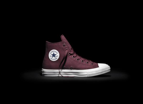 Converse Chuck Taylor II Unveils New Seasonal Colors