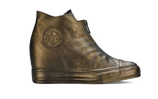 CONVERSE CHUCK TAYLOR ALL STAR LUX WEDGE SHROUD