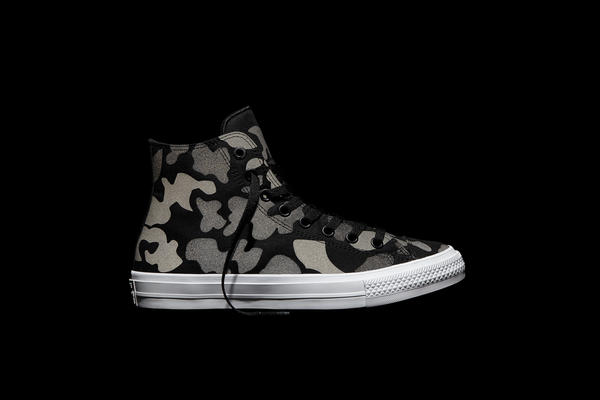 LIGHT UP THE NIGHT WITH NEW CHUCK II REFLECTIVE PRINT COLLECTION