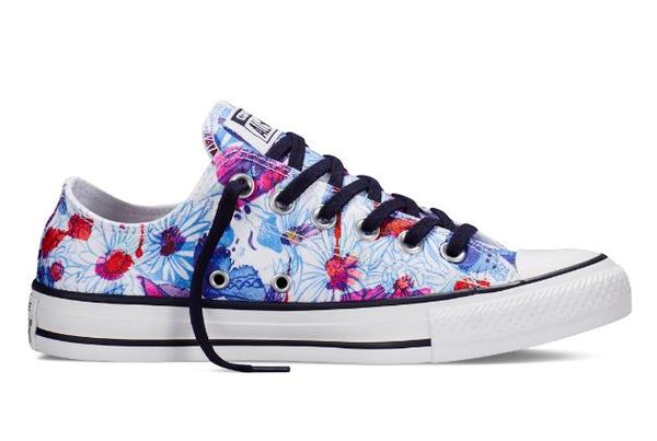 Converse Chuck Taylor All Star Floral Print
