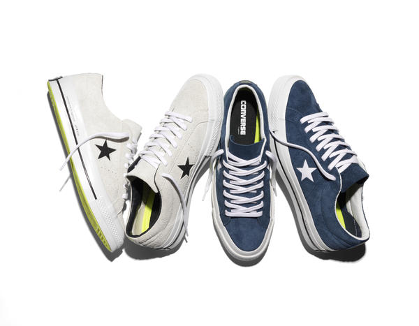 CONVERSE AND FRAGMENT DESIGN RETURN WITH ONE STAR '74 COLLECTION
