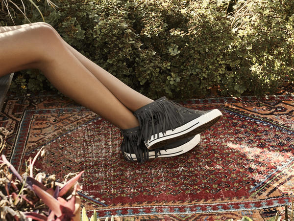 Converse Chuck Taylor All Star Fringe