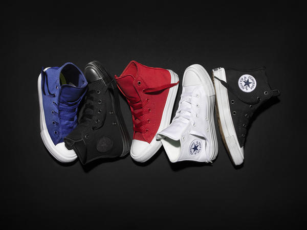 CONVERSE DEBUTS CHUCK II KIDS FOR THE NEXT GENERATION OF CREATIVE EXPLORERS