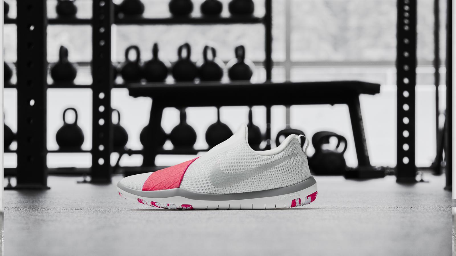 Nike news sneaker feed wms trn wht pnk 2555 hd 1600