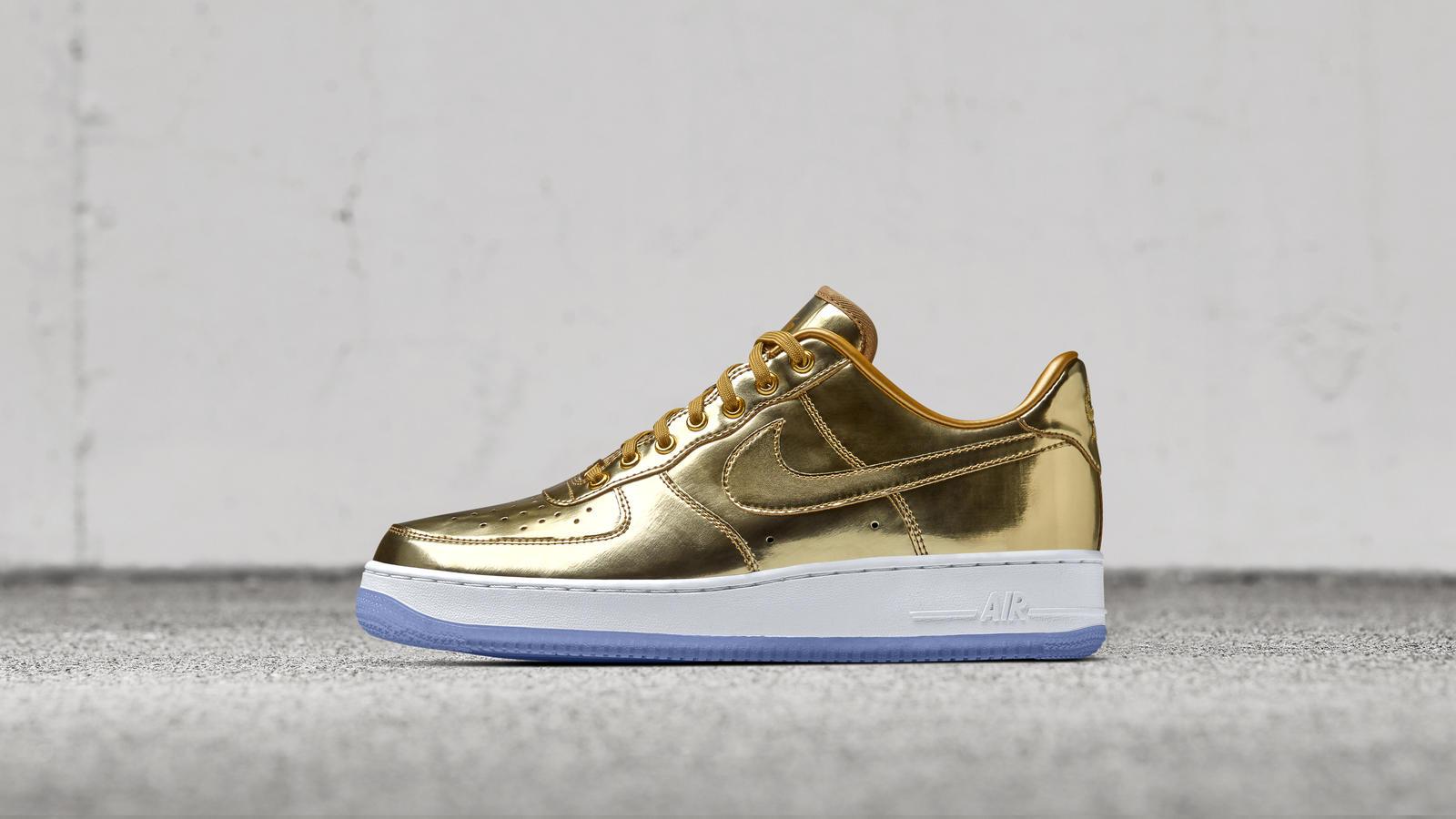 Nike news sneaker feed gold af1 2677 hd 1600