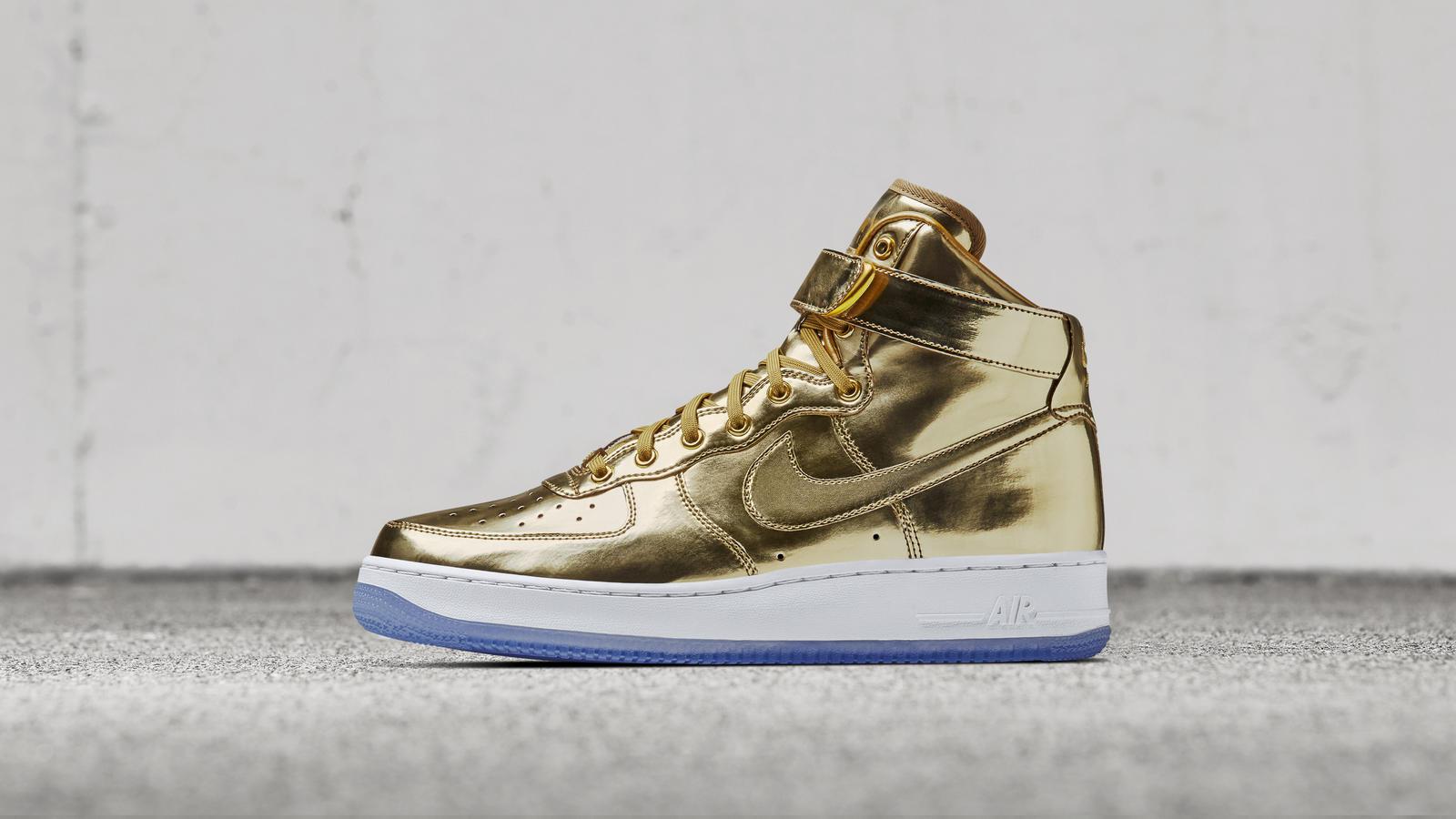 Nike news sneaker feed gold af1 2685 hd 1600