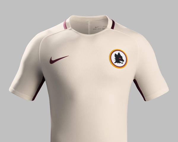 AS ROMA AWAY KIT 2016-17