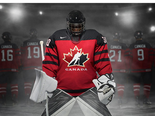 Hockey Canada and Nike Unveil New Team Canada Jersey