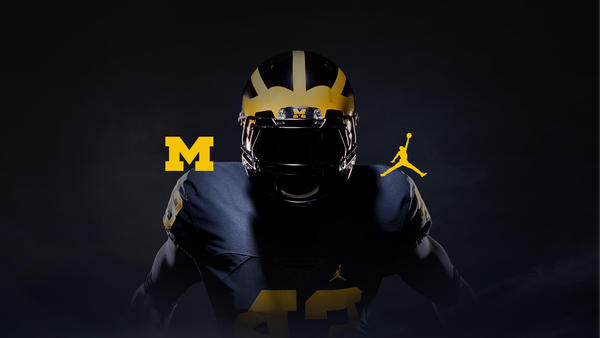 Forged for Greatness: Jordan Brand x Michigan