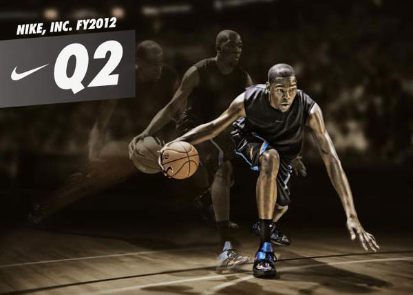 NIKE, Inc. announces second quarter fiscal 2012 earnings and conference call