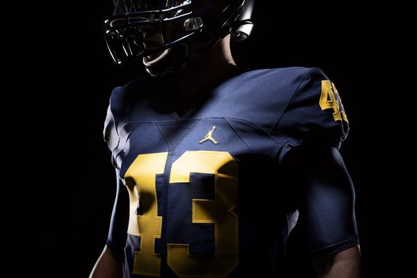 Nike News - Forged for Greatness: Jordan Brand x Michigan