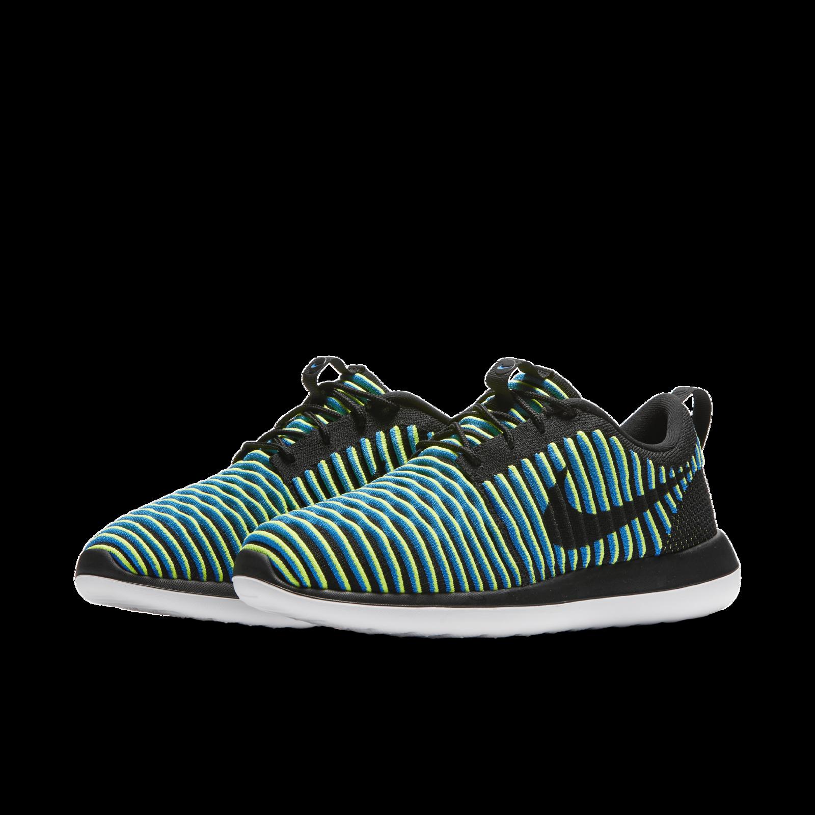 Mens Shoes 1st September Nike Sportswear Roshe Two Black