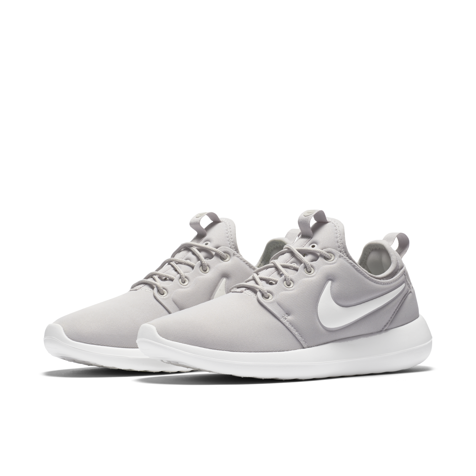 Nike Id Roshe Run Floral Gray Knit University of Science and Arts of