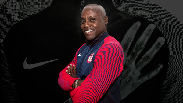 Carl Lewis on the Sprint Relay