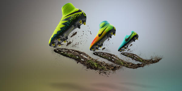 Nike Football's Traction Revolution