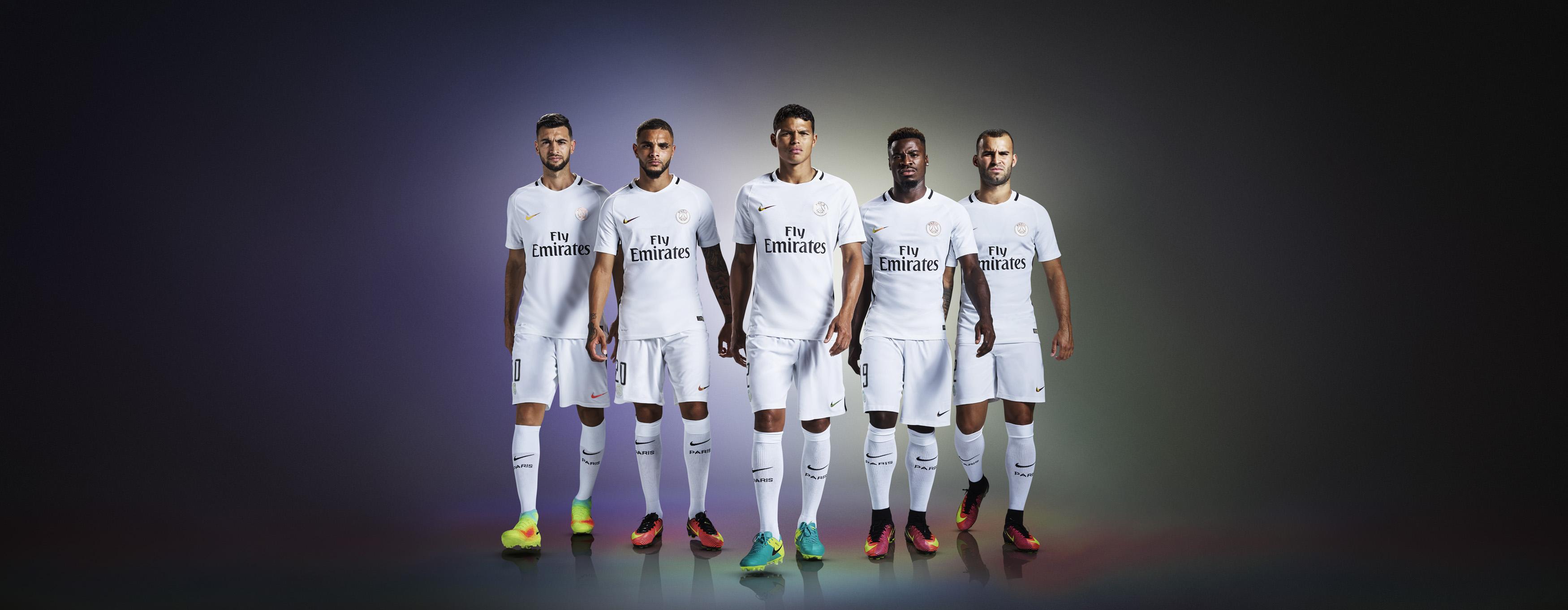 Paris Saint Germain Third Kit   Nike News