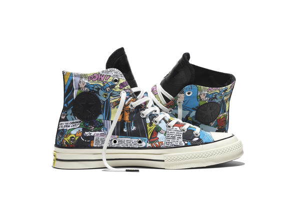 Converse Unveils Chuck Taylor All Star '70 DC Comics Batman Collection