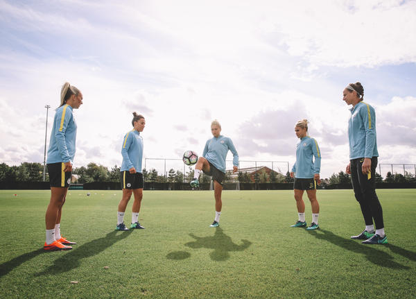 Manchester City Women's FC Claim Historic Double