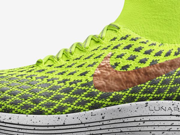 Nike LunarEpic Low Flyknit 2 Men's Shoes Grey/Blk/Plat