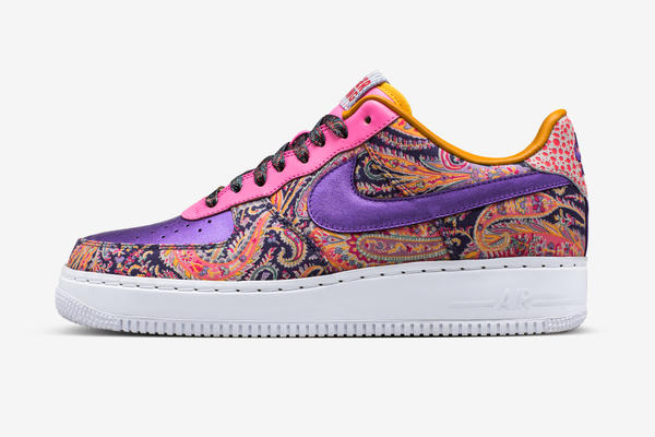 Decoding the SagerStrong Nike Air Force One