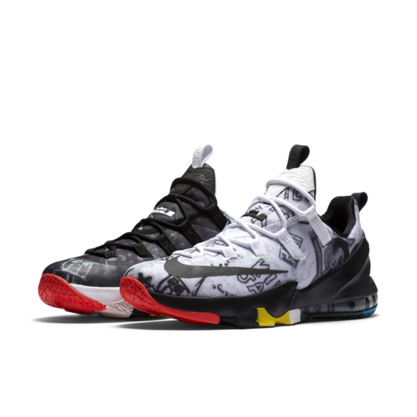 "Hometown Pride: LEBRON 13 Low ""I Promise"" Shoe"