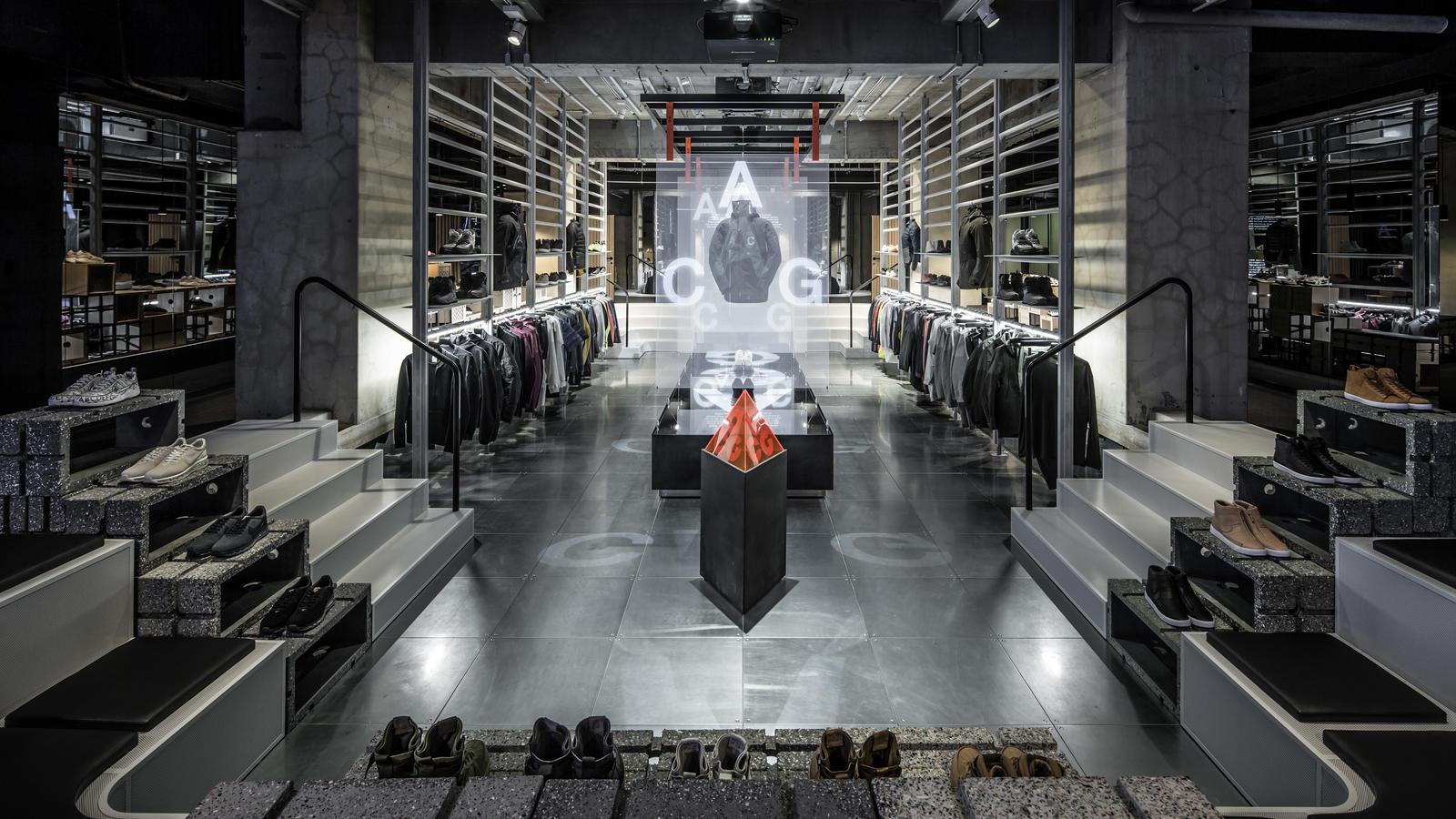 Inside Tokyo S New Nikelab Ma5 Nike News
