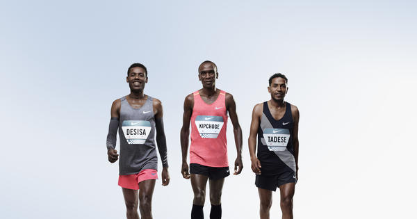 Nike Announces its Breaking2 Race Date and What You Need to Know to Watch it