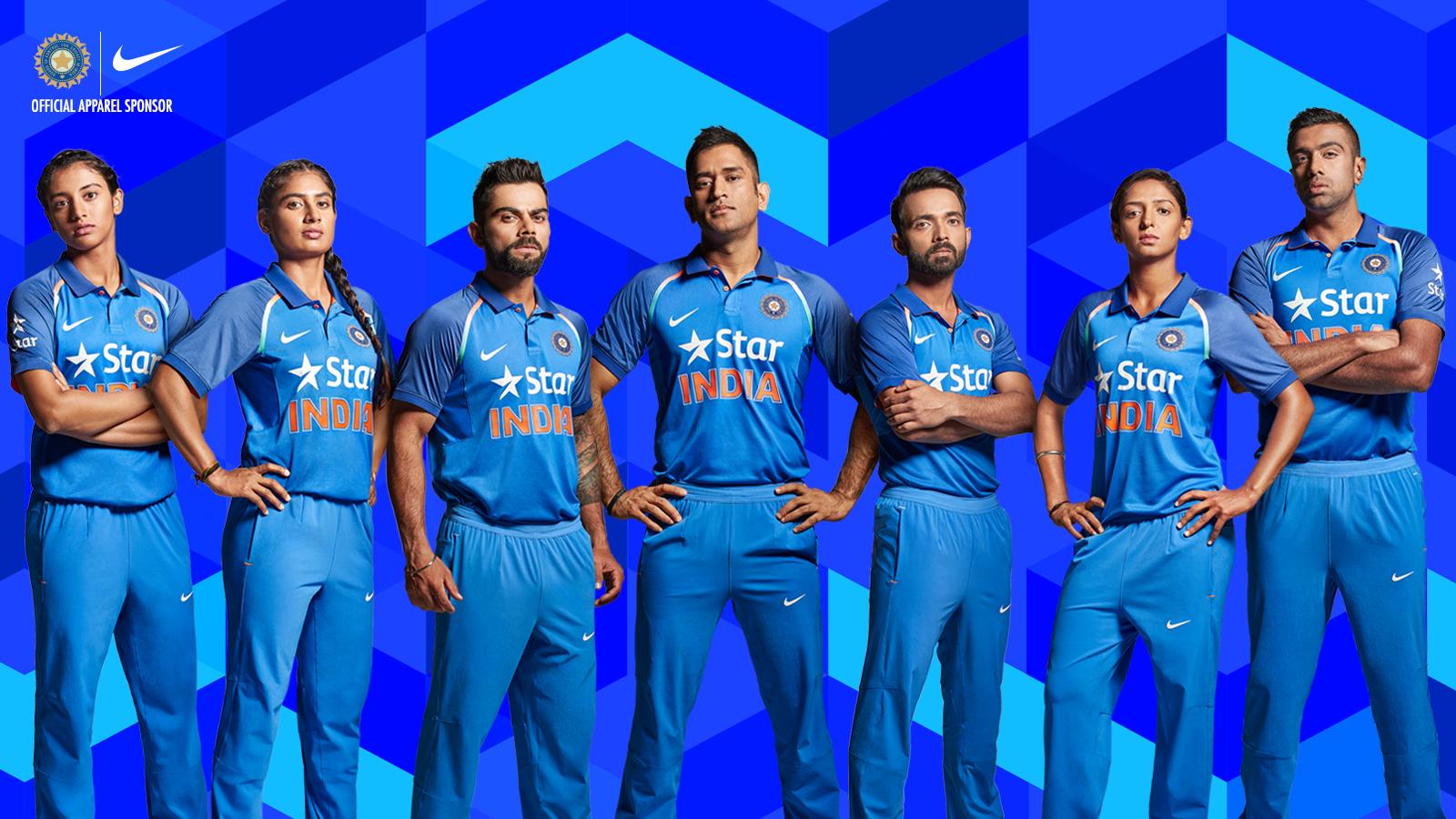 Indian cricket club logo