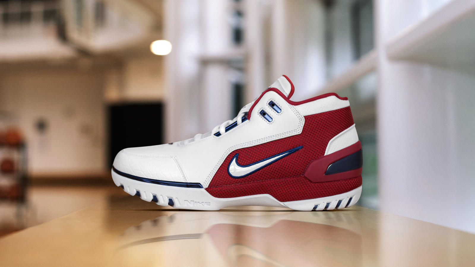 Air zoom generation 3 hd 1600