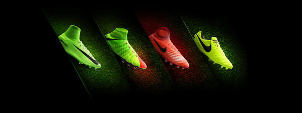 Nike Football Men's and Women's Radiation Flare Pack