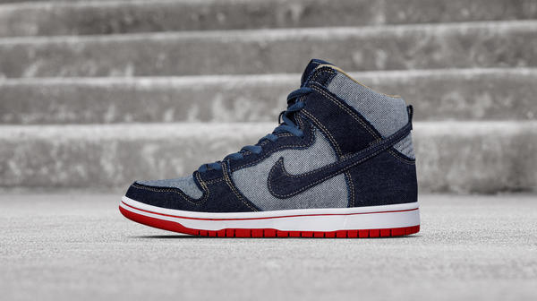 Nike SB Dunk High Pro Reese Forbes