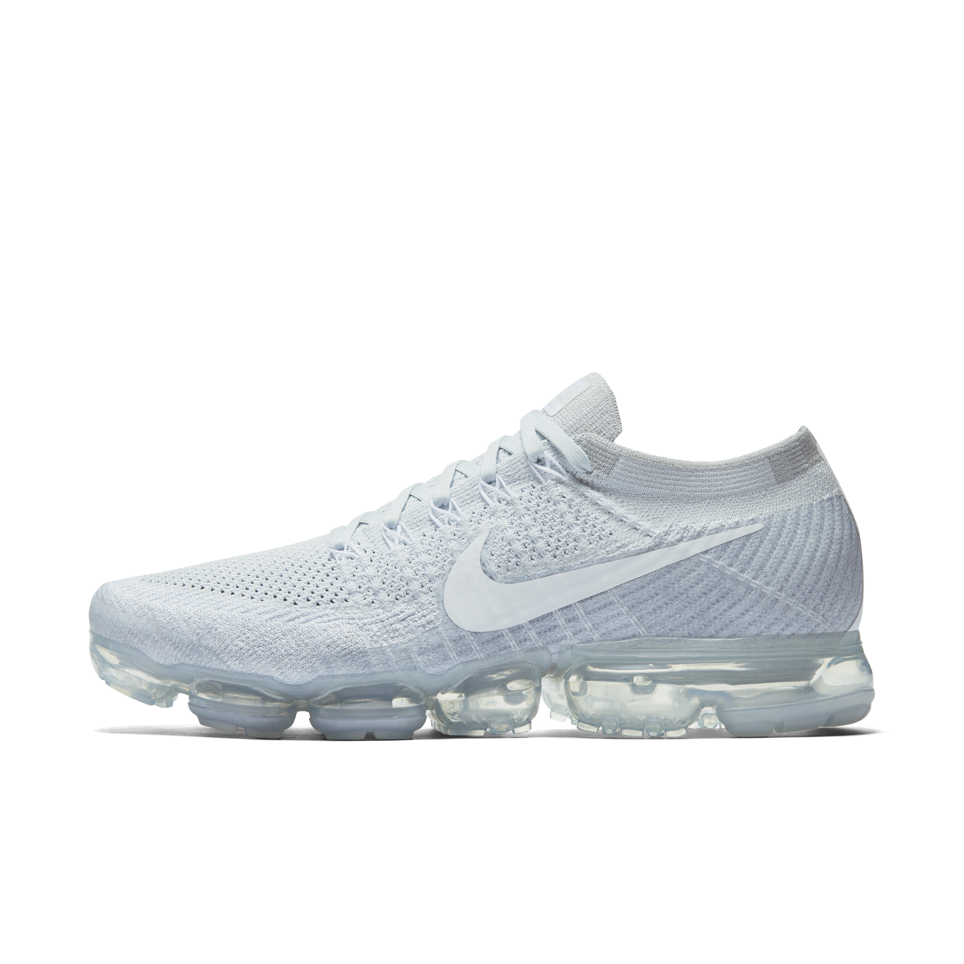 Nike Air VaporMax Flyknit Women's Running Shoes Dark Grey