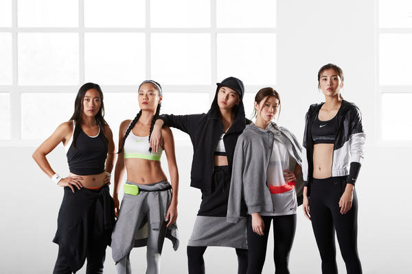 Nike Partners with Chinese Tennis Star Li Na to Introduce Signature Line