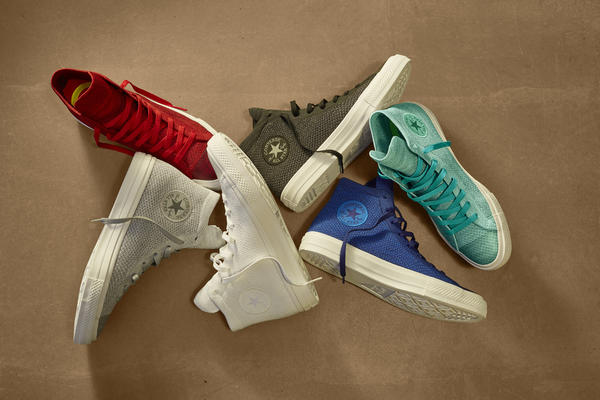 Converse Reveals Chuck Taylor All Star x Nike Flyknit Collection