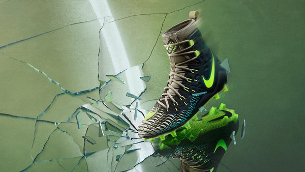 Nike's Latest Football Cleat Breaks the Mold