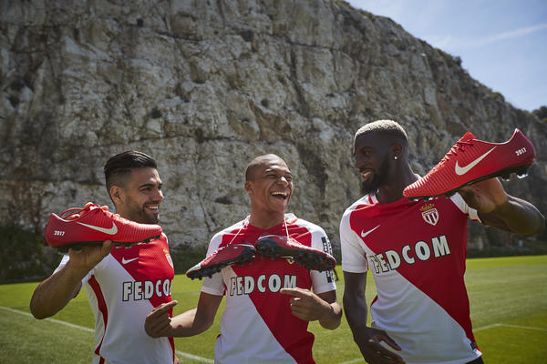 AS Monaco Claims First League Title in 17 Years