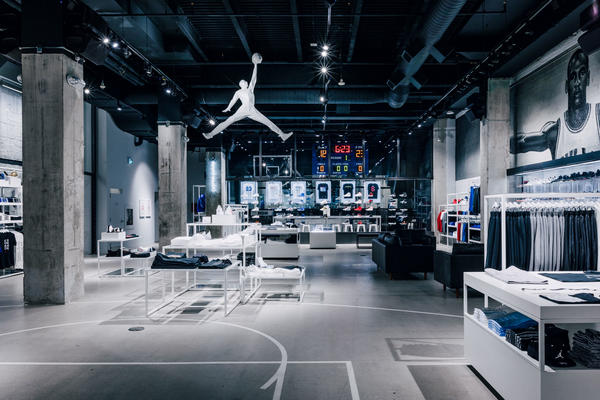 Jordan Brand Reco6nizes Toronto Culture with Permanent 306 Yonge Location