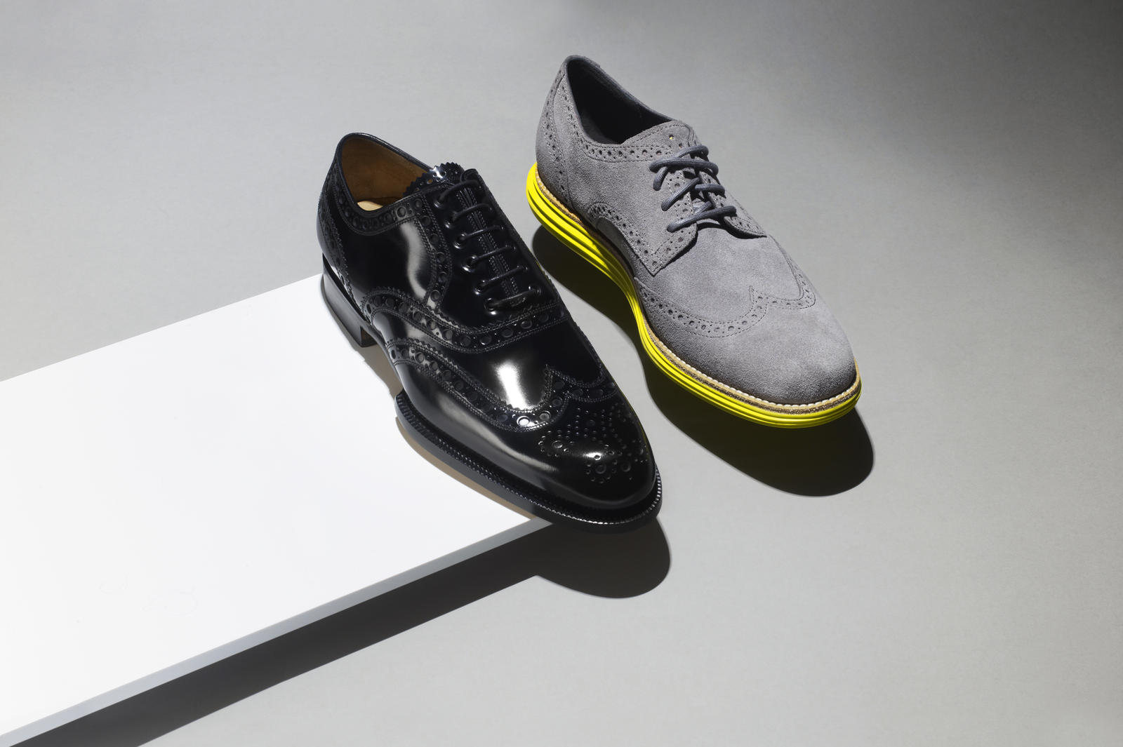 Past Meets Future: Cole Haan Presents the LunarGrand ...