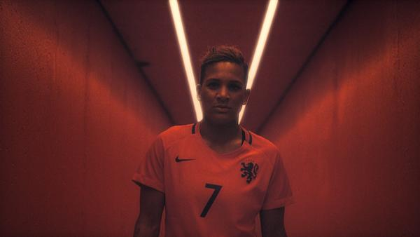 Shanice van de Sanden on Women's Football in the Netherlands