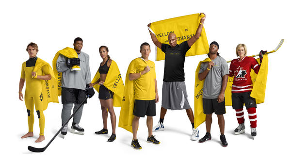 Nike Team LIVESTRONG