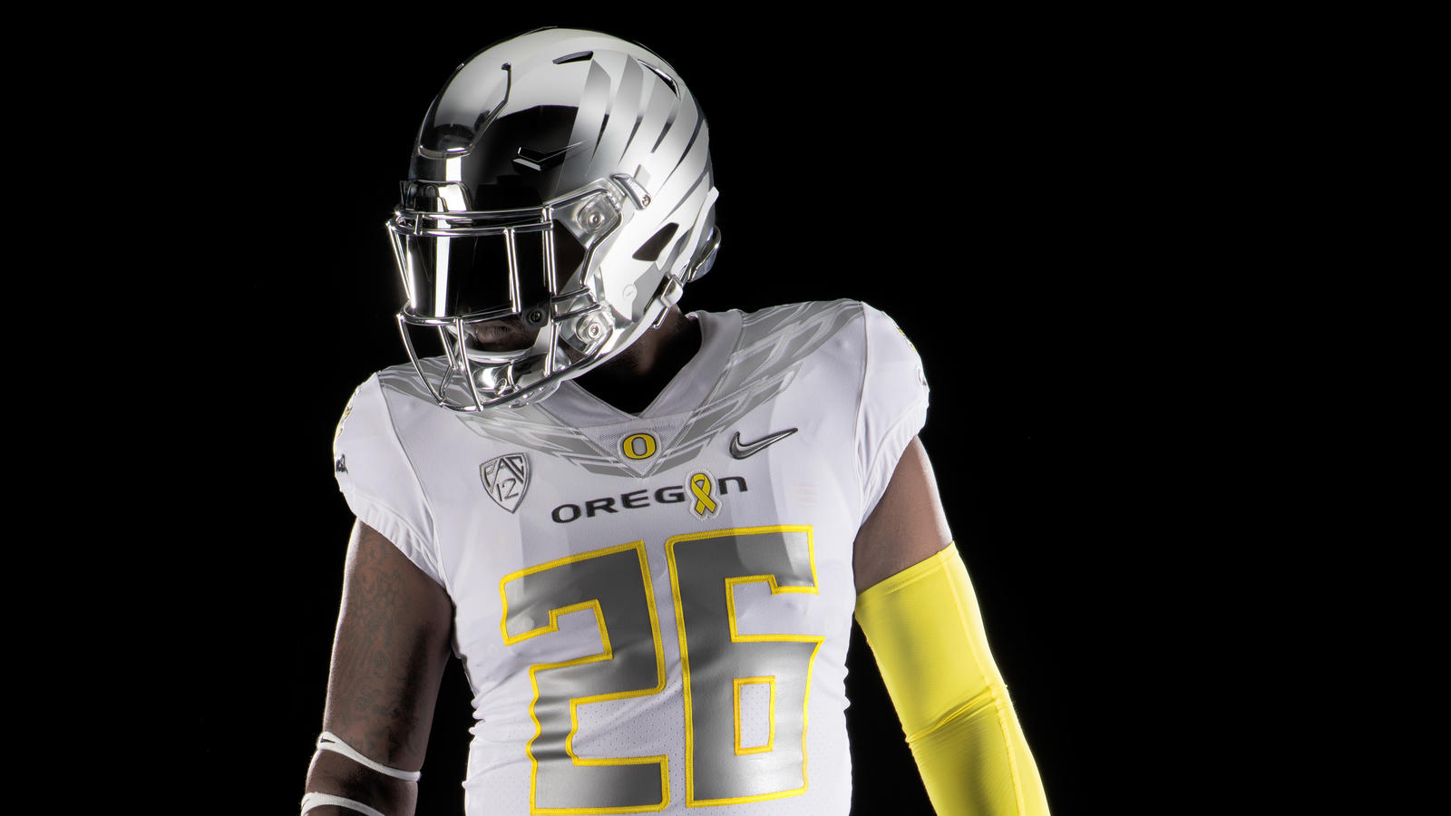 "A First Look at Oregon's ""Most Important"" Uniform"