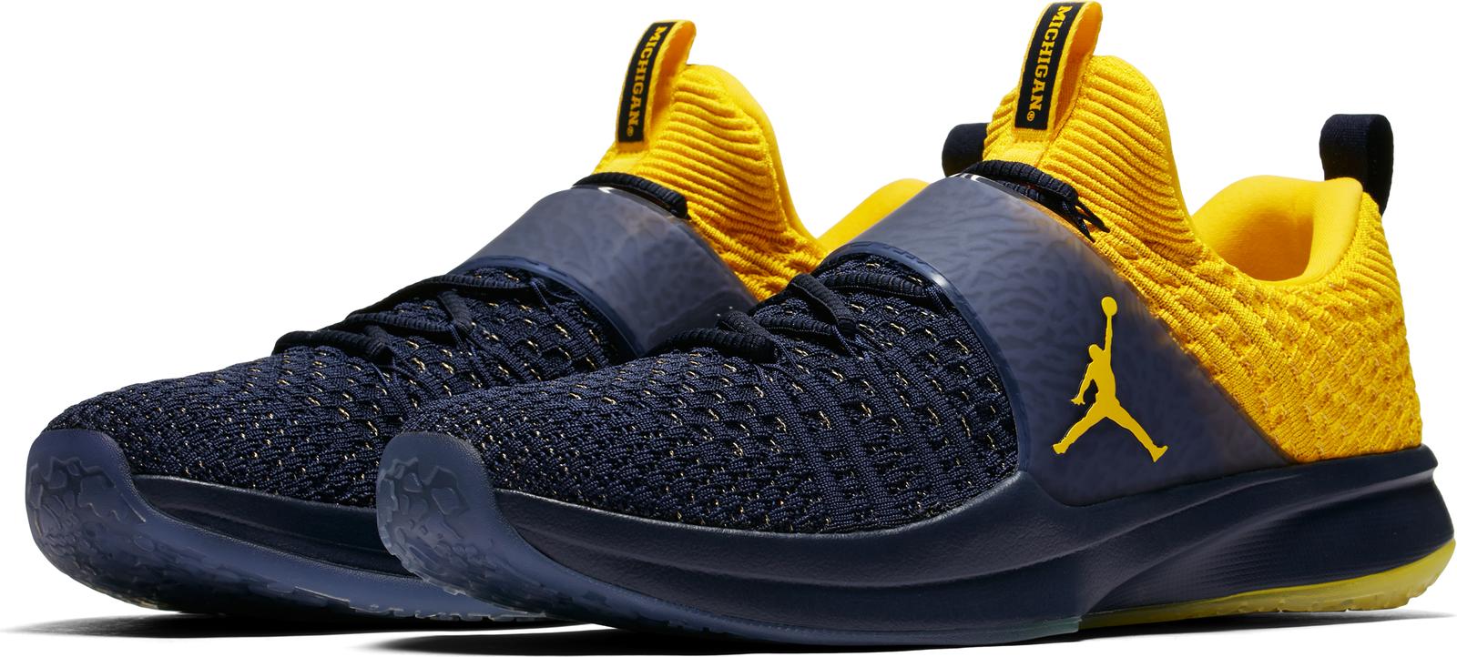 University Of Michigan Running Shoes