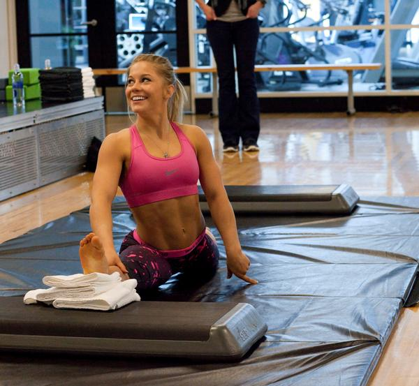 The Look Of Sport: Shawn Johnson