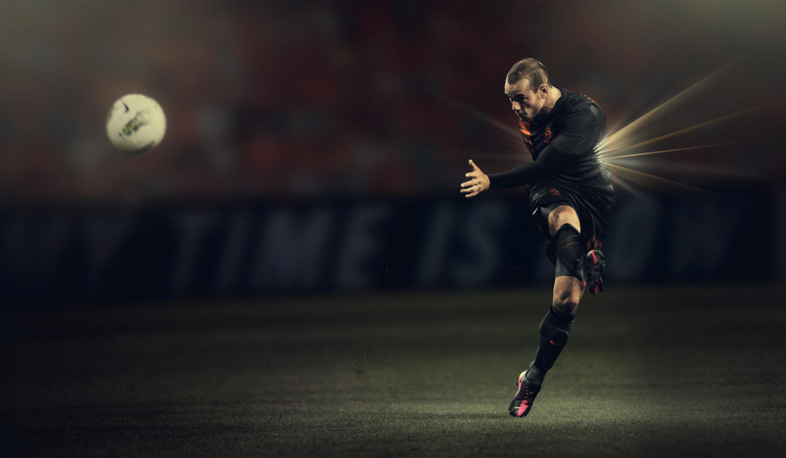Nike Football unveils Netherlands Away National Team Kit - Nike News