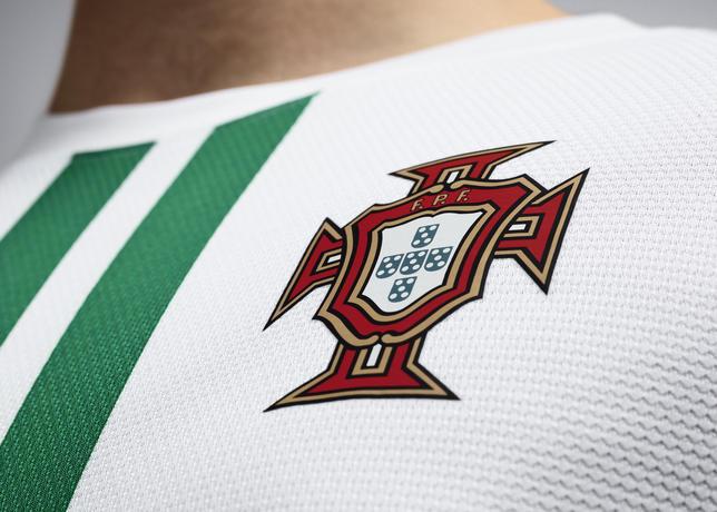 Portugal Euro 2012 uitshirt