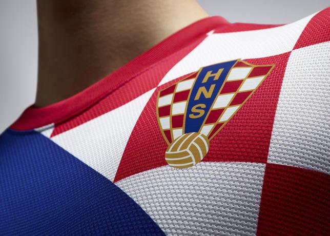 Kroatie tenue uitshirt 2012 EK