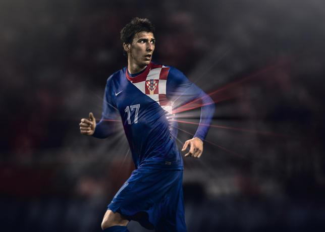 Kroatie uitshirt Euro 2012