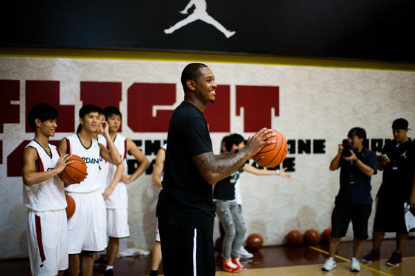 Jordan Brand Flight Tour hits Hong Kong