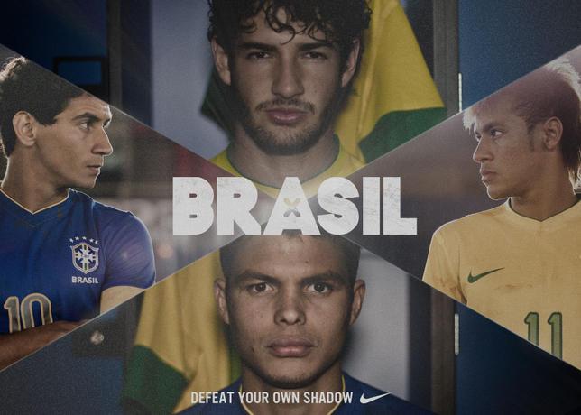 Brazilie uitshirt 2013-2014